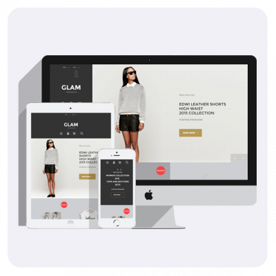 Glam Prestashop 1.6 Template