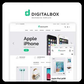 Digitalbox PrestaShop 1.6 Theme