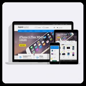 Digital Market Prestashop 1.6 Template