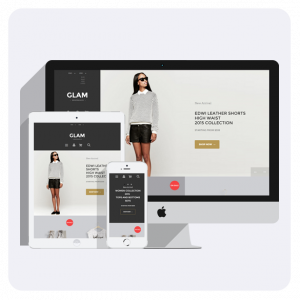 Glam Prestashop 1.6 Template