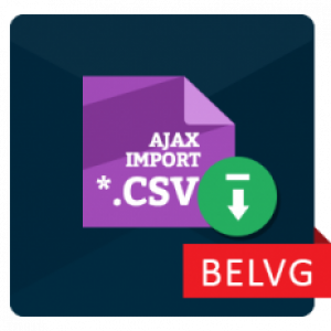 Prestashop Ajax CSV Product Import