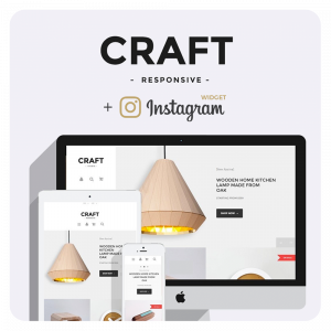 Craft Prestashop 1.7 Responsive Template