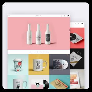GiftShop Prestashop 1.6 Responsive Template