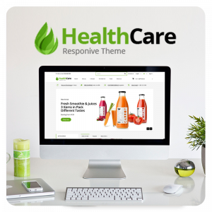 Health Care Prestashop 1.6 Responsive Template