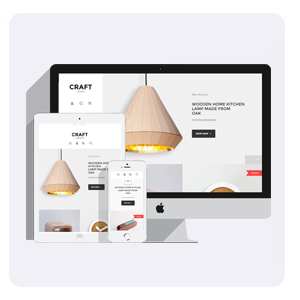 Craft Prestashop 1.6 Responsive Template