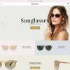 Sunglasses Prestashop 1.6 Template 1